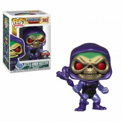 Figurine Skeletor with Battle Armor Metallic Exclusive (Masters of the Universe) -  Exclusive