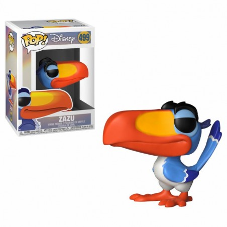 Figurine Pop Zazu (Le Roi Lion)