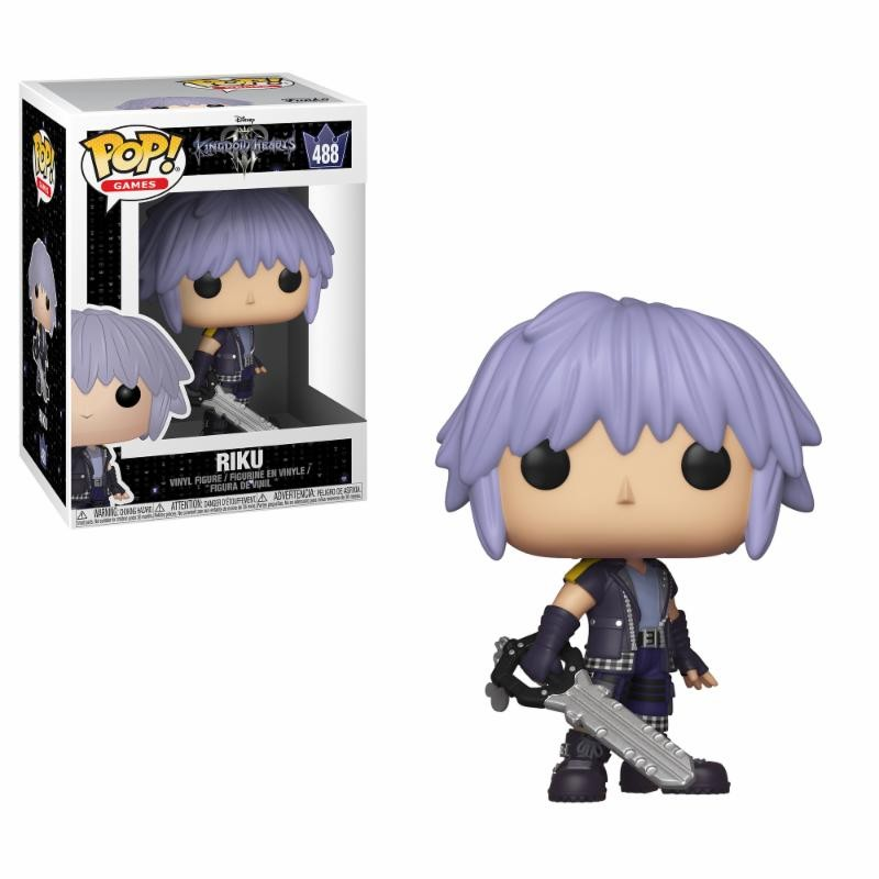 Figurine Riku (Kingdom Hearts 3)