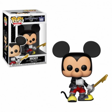 Figurine Mickey (Kingdom Hearts 3)