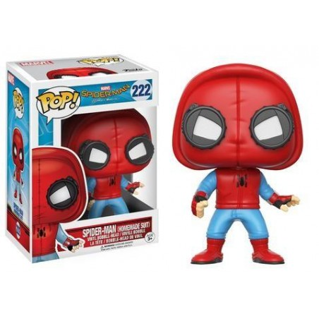 Funko Pop! Spider-Man Homecoming - Spider Man Homemade Suit