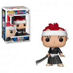Figurine Renji with Sword (Bleach)