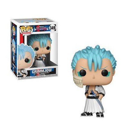 Figurine Grimmjow (Bleach)
