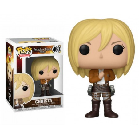 Figurine Pop Christa (L'Attaque Des Titans)