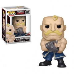 Figurine Pop Armstrong Glitter Exclusive (Full Metal Alchemist)