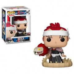 Figurine Pop Renji with Bankai Exclusive (Bleach)