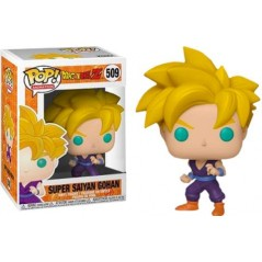 Figurine Pop Gohan Exclusive (Dragon Ball Z)