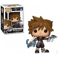 Figurine Pop Sora with Dual Blasters Exclusive (Kingdom Hearts)