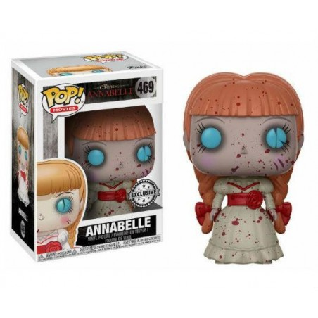 Figurine Pop Annabelle Bloody Exclusive (Conjuring)