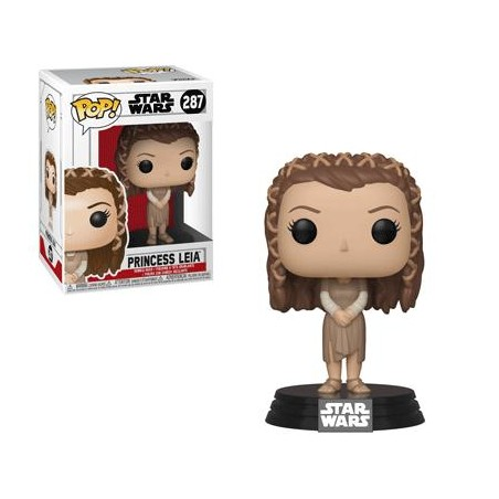 Figurine Pop Leia Village Ewok (Star Wars)