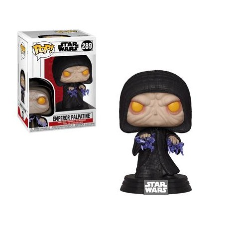 Figurine Pop Empereur Palpatine (Star Wars)