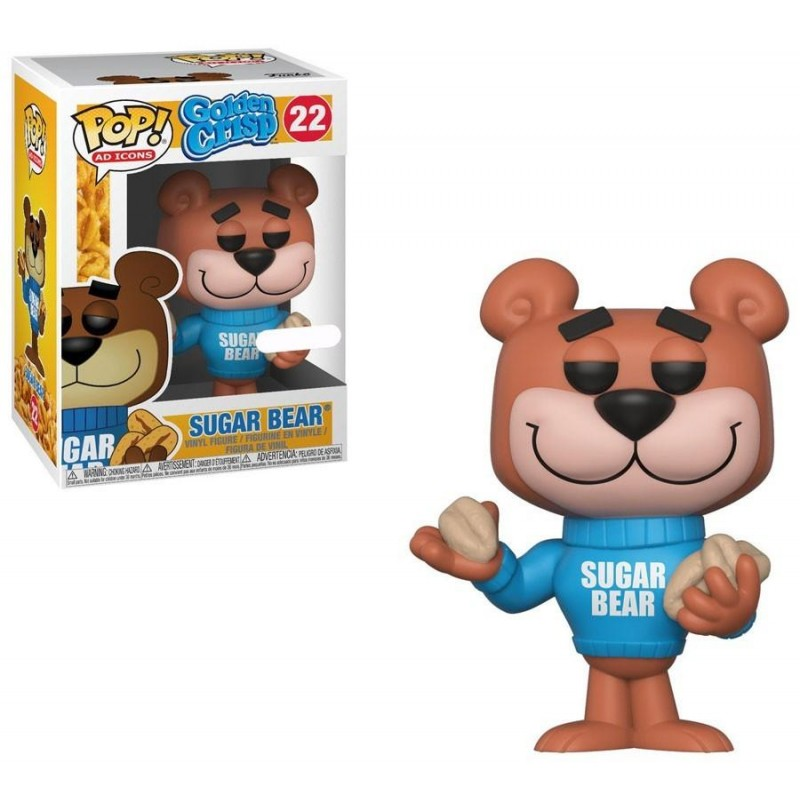 Figurine Pop Ad Icons Sugar Bear Exclusive (Golden Crisp)