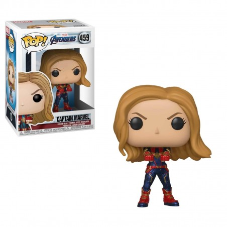 Figurine Pop Captain Marvel (Avengers Endgame)