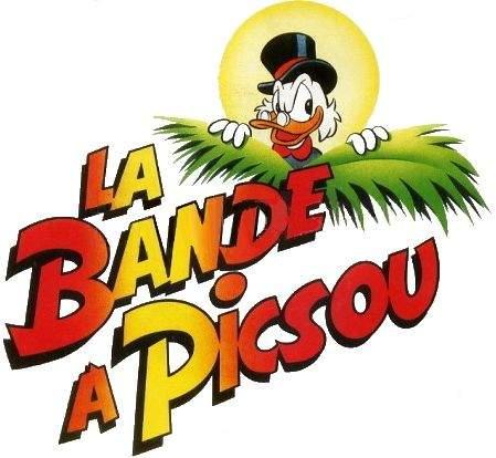 Logo La bande à Picsou