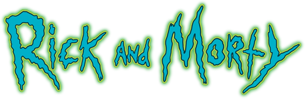 Logo Rick and Morty