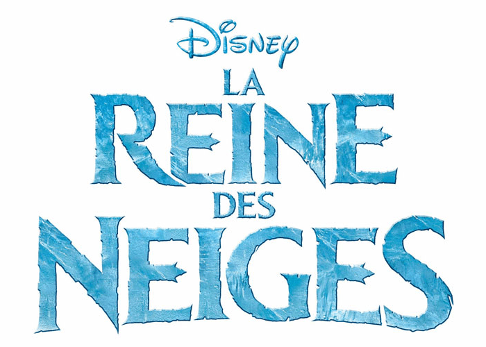 Logo la reine des neiges