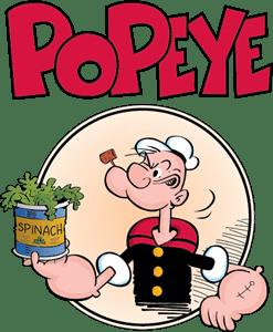 Figurines-pop-popeye