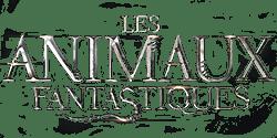 logo les animaux fantastiques